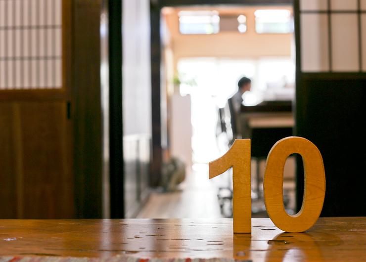 ゼロワンカンパニー10周年